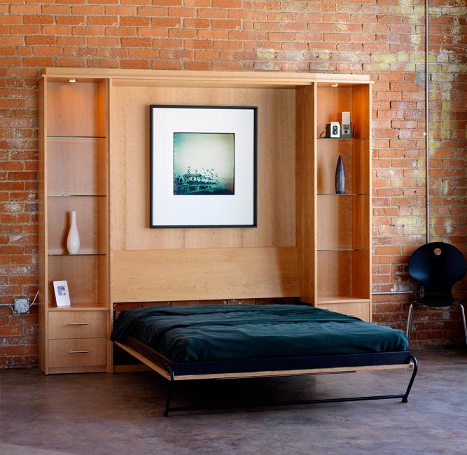 Nơi đặt giường gấp thông minh tốt nhất trong nhà